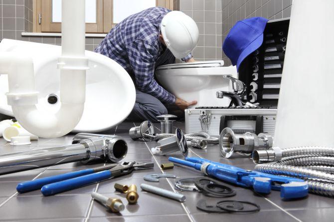 Entrepreneurs en plomberie plus que de simples plombiers